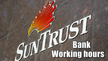 Suntrust Bank Hours