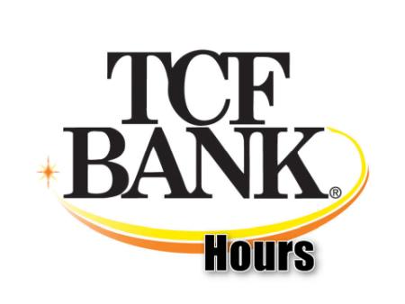 TCF Bank Hours