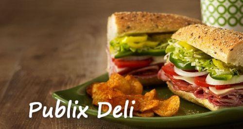 Publix Deli Food
