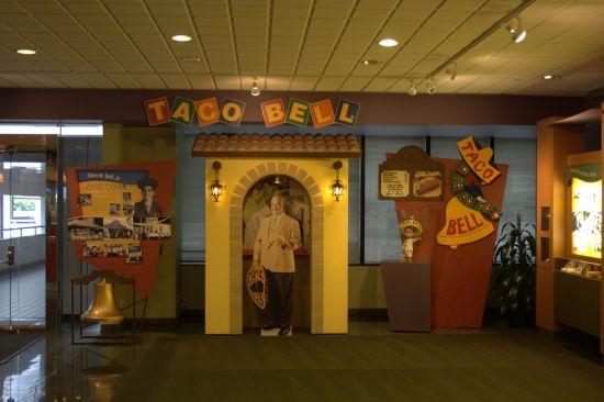 Taco Bell Lobby